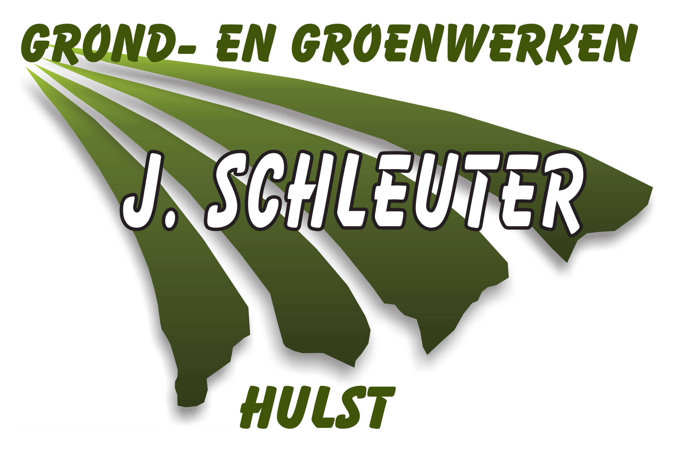 Grond- en Groenwerken J. Schleuter Logo